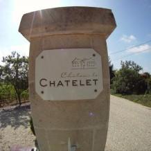 Panneau mural en alu - Crédit photo : Château LE CHATELET.