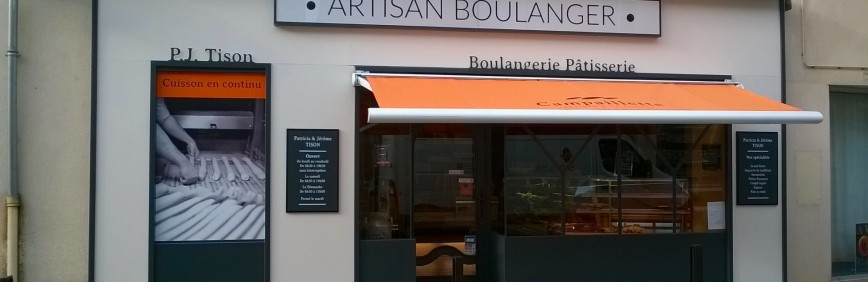 Boulangeries – Pâtisseries
